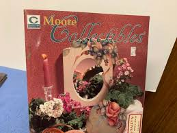 Moore Collectibles Jo Avis TOLE Decorative Painting Pattern Book ...