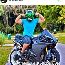 Hulk Motorcycle Helmets