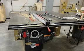 7 Best Cabinet Table Saws Of 2020 Homegearx