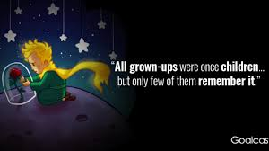 the little prince quotes to remind you of your childhood