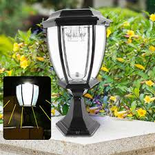 waterproof outdoor yard light led solar