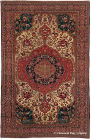 understanding antique persian rugs