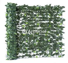 Artificial Leaf Faux Ivy Privacy Fence Screen Dongyi