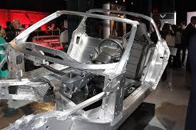 hydroformed vehicle frame
