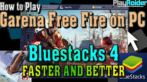 How to Play FREE FIRE on PC with NEW ...