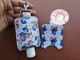I'm back! Amuchina / sanitizer holder.. - All felt-thread of ...
