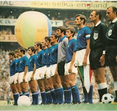 italia germania 1970