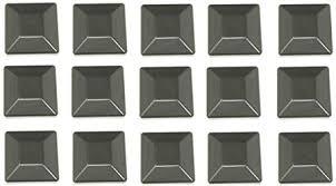 Black 6x6 Fence Post Plastic Cap Pick A Pack Pressure Treated Wholesale Bulk Pricing 10 5 5 8 X 5 5 8