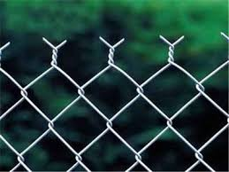 Chain Link Fence Razor Barbed Wire Fence For Security Fencing