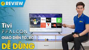 Tivi FFalcon: Smart TV 40 inch giá rẻ nhất trong phân khúc (40SF1) • Điện  máy XANH - YouTube