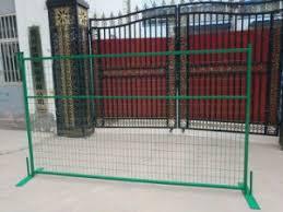 China Canada Construction Fence Panels Powder Coated Temporary Fence Hot Sale China Temporary Fence Temporary Fence Panels Hot Sale