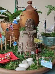 diy indoor fairy garden