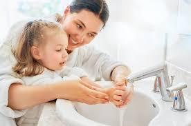 Lưu ý rửa tay cho trẻ phòng virus Covid-19 và bệnh đường tiêu hóa