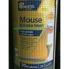 Mouse And Snake Mesh Discount Landscape Supplies