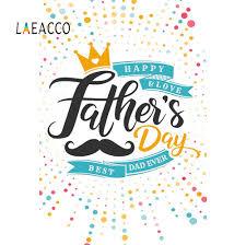خلفيات تصوير عيد الأب السعيد Laeacco خلفيات للتصوير الفوتوغرافي