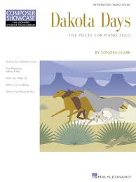 Sondra Clark: Sondra Clark - Dakota Days: Piano | Musicroom.com
