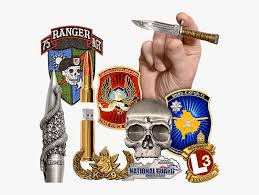 We Can Make It - Unique Custom Challenge Coins, HD Png Download ...