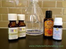 non toxic anti bacterial spray for
