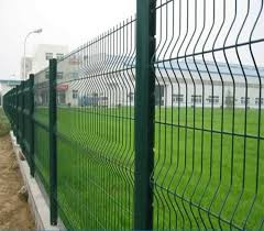 Curved Fencing Betafence Nylofor 3d Panels Coated Border Green Garden Wire Mesh Fence With V Folds Buy High Quality Cheap Fencing Nylon Coated Wire Mesh Fence Galvanized 3x3 Welded Wire Mesh Fence Product