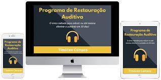 Programa de Restauração Auditiva - Home | Facebook