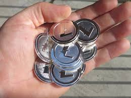 Litecoin IMG_3335 | Handful of litecoins | BTC Keychain | Flickr
