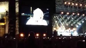 Ligabue - Ho perso le parole live - YouTube