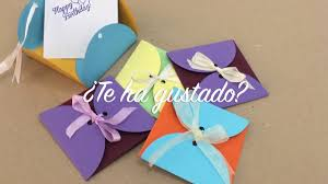 Video Manualidad Como Hacer Invitacion De Cumpleanos Youtube
