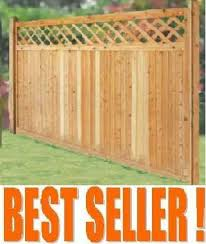 Cedar Wood Fence Prices 6x8 Wood Fence Panels Fence Panels 6ft 7ft 8ft Wholesale Panels