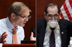 Reps Jordan, Nadler clash at AG Barr ...