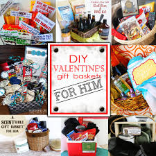 diy valentine s day gift baskets for
