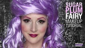 sugar plum fairy makeup tutorial