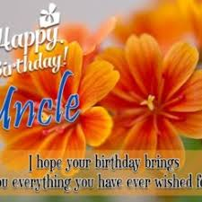 Happy Birthday Uncle Quotes Happy Birthday Wishes For Uncle My Wishing Quotes