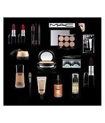 mac makeup kit in india naira