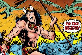 10 Facts About Robert E. Howard's Conan the Barbarian