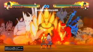Naruto Shippuden Ultimate Ninja Storm 4 - Majestic Armor Kurama ...