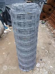 Cattle Fence Wire 4ft Hight X 40meters Lenght In Ikotun Igando Building Materials Somadu Metal Wire Iron Rod And Enterpr Find More Building Materials Services Online From Olist Ng