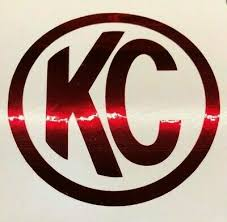 Kc Hilites Decal 7 5 11 Daylighter Offroad Led Cyclone Covers Bulb Fog Driving