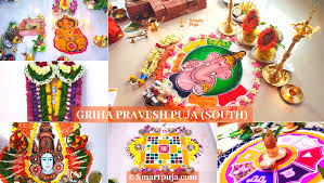 griha pravesh puja south indian style