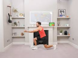 Fitness Guru's Home Workouts Leave Parents in Need of Ice Packs - WSJ