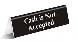 Why the Push to Create a Cashless Society? - Dan Harkey