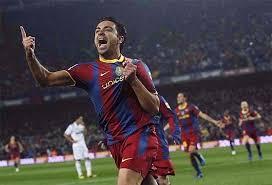Xavi Puts Real Madrid to the Sword