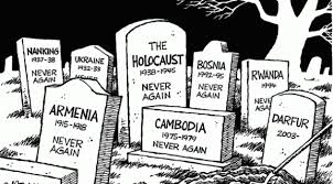 quote about genocide tribunal