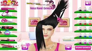 dressup and makeup and hairdressing