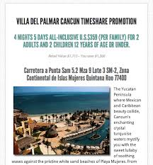 free travel from timeshare presentations
