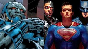 News: Actor Confirms He Played Darkseid ...