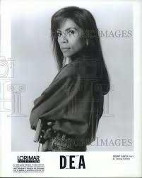 1990 Press Photo Jenny Gago stars as Teresa Robles in DEA - spp27406 |  Historic Images