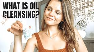 oil cleansing and double cleansing