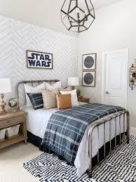 A Lake House Cabin Inspired Tween Boys Room My Texas House