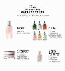 capture youth glow booster age delay