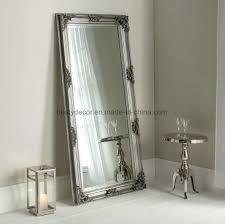 floor extra large baroque mirror
